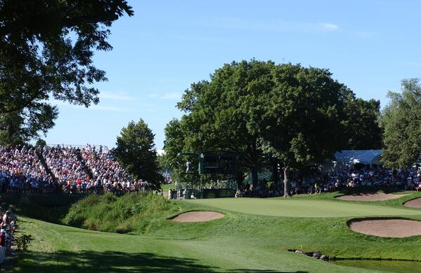 2002 PGA Championship Hole #17