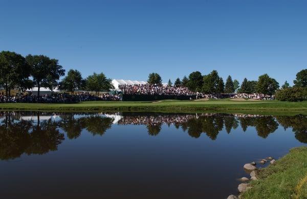 2002 PGA Championship Hole #8
