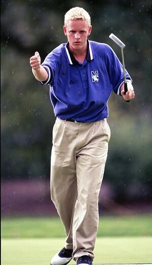 Luke Donald - 1999 NCAA Champion (1)