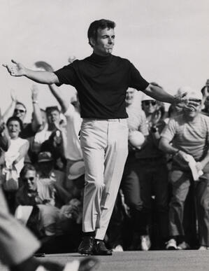Tony Jacklin - High Res - USGA