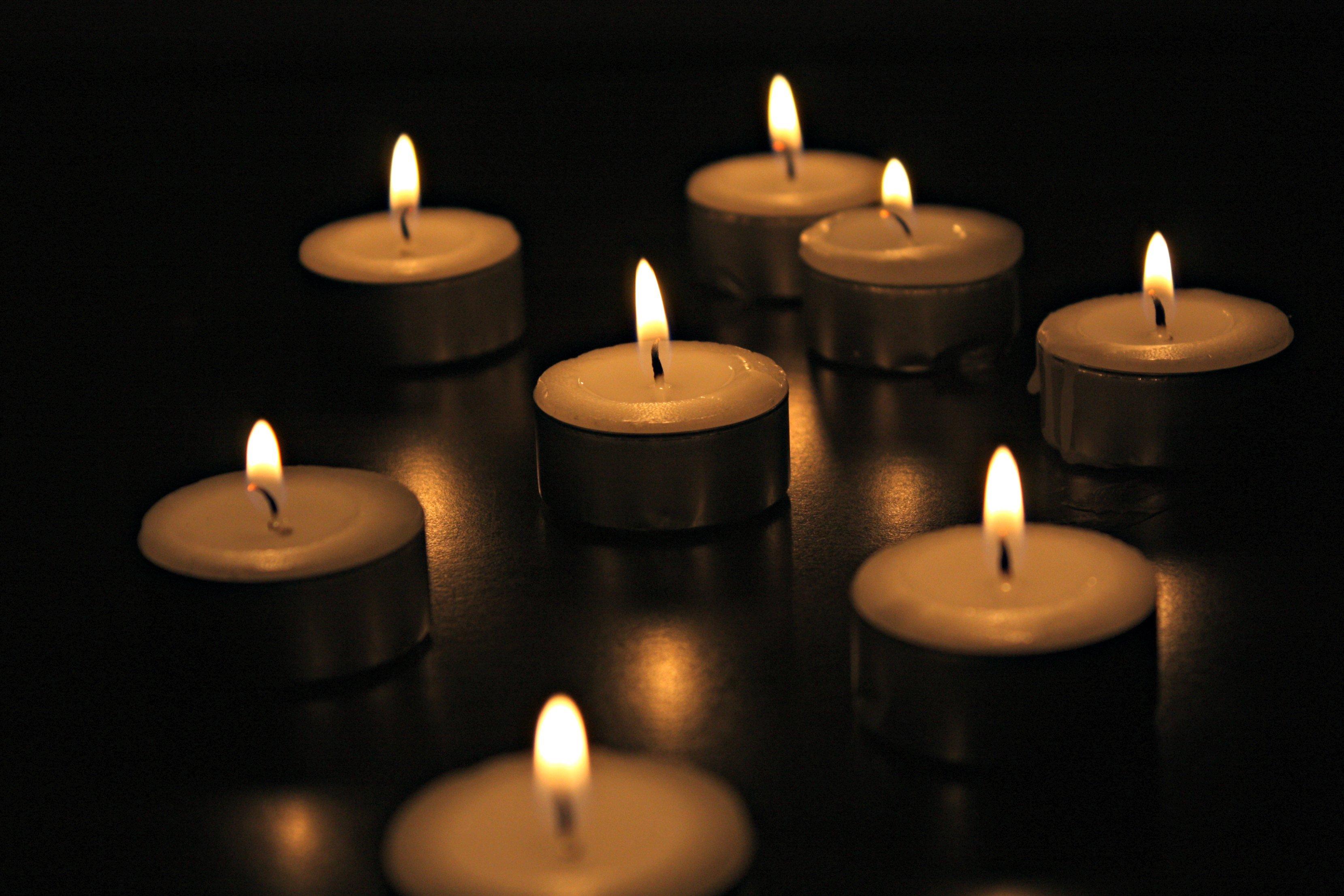 Candles - Lit -CC0