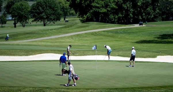 golf tournament formats