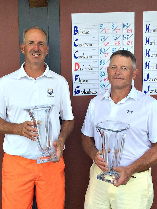 Hazeltine National Golf Club 2017 Senior Men's Club Champion, Dave Cookson
