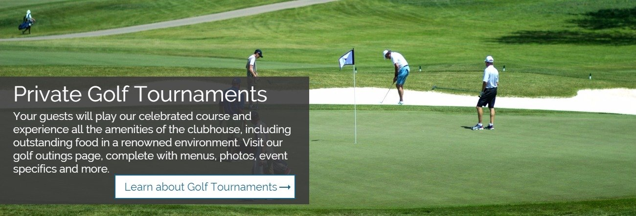 Guide To Planning A Private Golf Outing