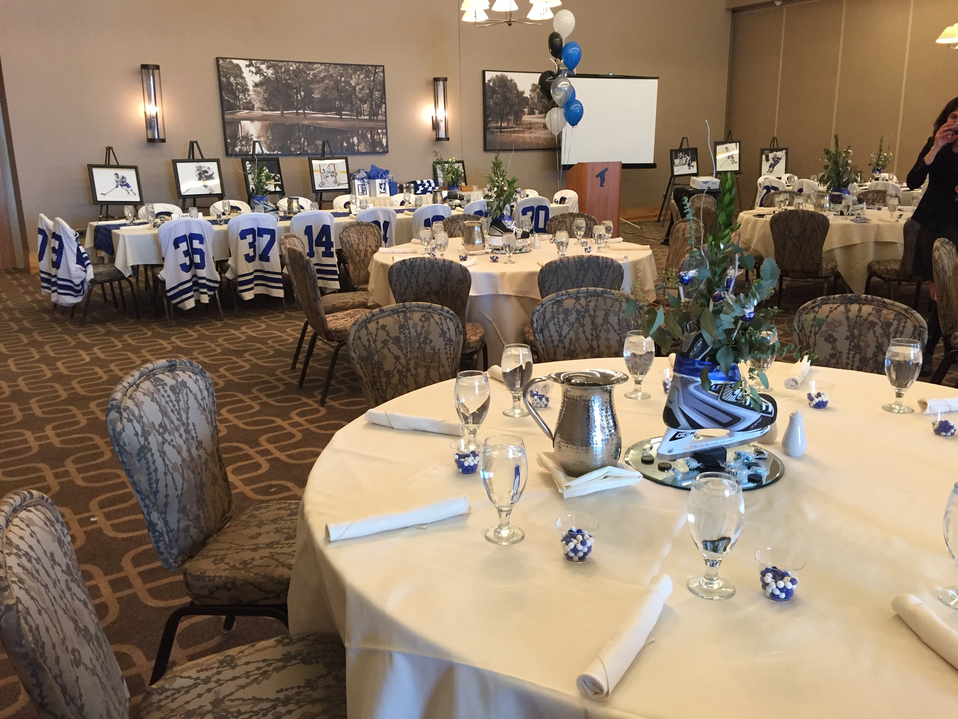 How To Make Your Sports Banquet Special